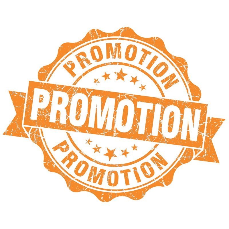 Promotions golf