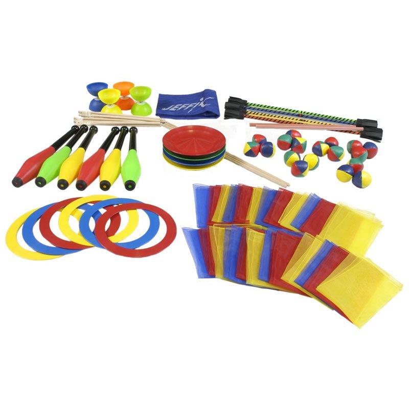 Accessoires de jonglerie