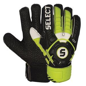 Paire de gants de gardien de soccer JR