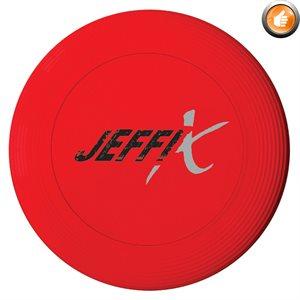 """Frisbee en plastique, 11"""""""