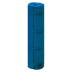"Football goal post pad 72""x14"", blue"