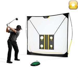 Filet de golf Quickster avec cibles 8'x8'