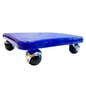 Planche à roulettes sans poignées, roues à billes