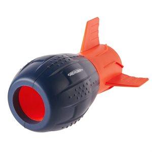 """Ballon de football torpille de 6"""""""