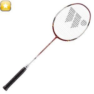 Raquette de badminton en fibre de carbone