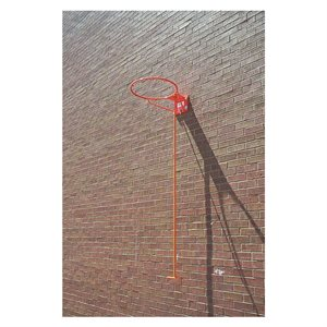 Panier basketball amovible / panneau rectangulaire