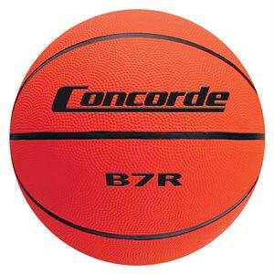 Ballon de basketball Concorde en caoutchouc, #7