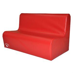 Sofa en mousse 3 places pour enfants