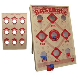 Jeu de poches Baseball