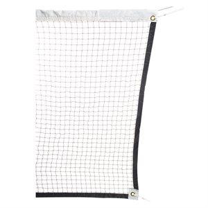 Filet de badminton avec cordes