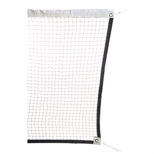 Filet de badminton tournoi, corde nylon