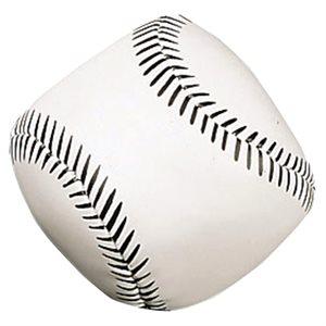 Balle de baseball molle et légère en vinyle