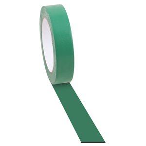 Ruban adhésif à plancher vert