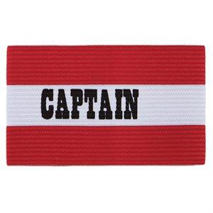 Brassard de capitaine adulte, rouge