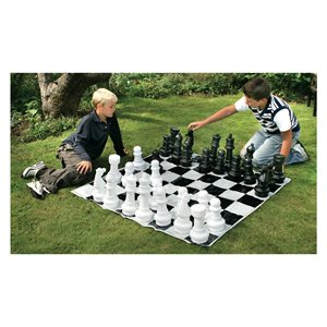 Jeu d'échecs taille moyenne