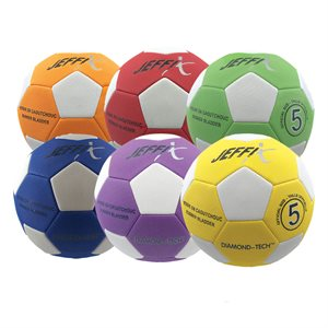 6 ballons de soccer DIAMOND-TECH™