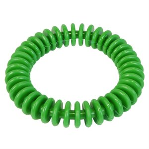 "Anneau flexible en vinyle, 6"", vert"