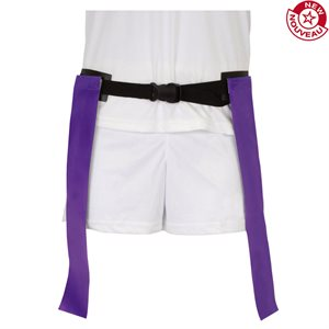 Ceinture de flag-football, mauve