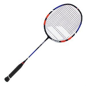 Raquette de badminton babolat, tige en acier