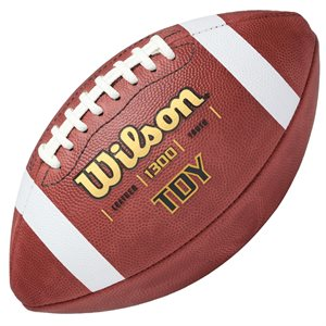 Ballon de football Wilson en cuir