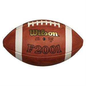 Ballon de football Wilson OUA en cuir