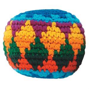 Balle aki tricotée