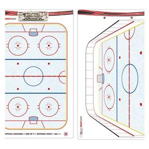 Tableau de jeu Smartcoach pro de hockey