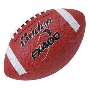 Ballon de football en caoutchouc Baden, #9
