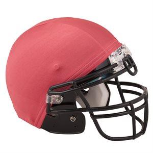 Set of 12 helmet covers, red