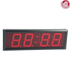 Horloge programmable avec minuteur d'intervalle