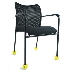 Paquet de 4 balles de tennis précoupées pour chaises