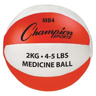 Ballon médicinal en cuir synthétique