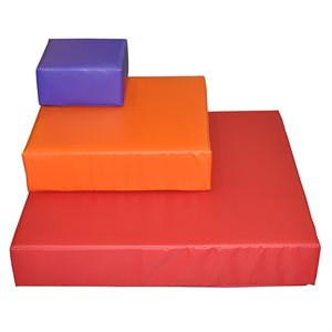 Module escalier carré