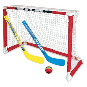 Ensemble de mini-hockey