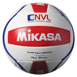 Réplique du ballon officiel NVL, blanc