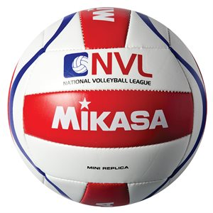 Mini réplique du ballon de volleyball NVL