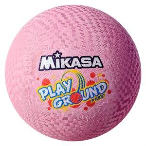 Ballon Mikasa pour cour de récréation, rose