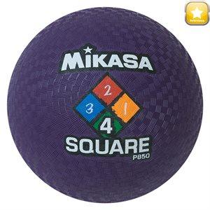 Ballon de jeu Four Square, mauve