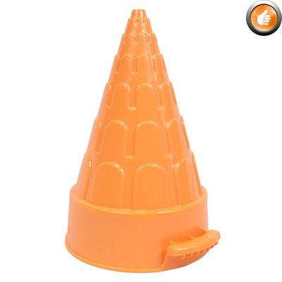 Moule à bloc de neige en forme de pyramide