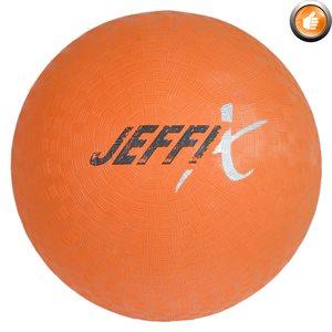 Ballon de jeu résistant, orange