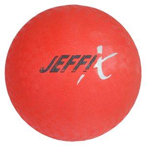 Ballon de jeu résistant, rouge