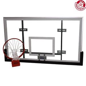Ensemble de basketball avec conversion