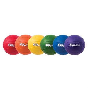 6 ballons de volleyball Rhino Skin