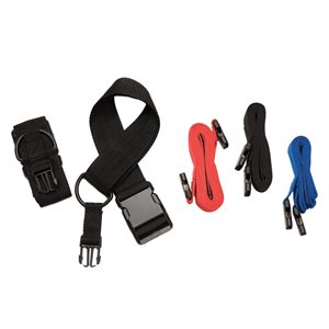 Ens. de ceintures de résistance multi-niveaux