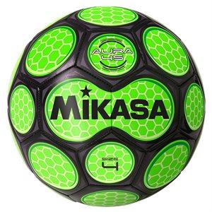 Ballon de soccer 4 saisons néon alvéolé