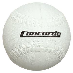 """Balle de softball molle en caoutchouc, 12"""""""
