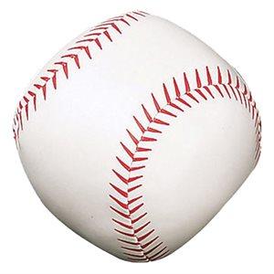 Balle de softball molle et légère en vinyle