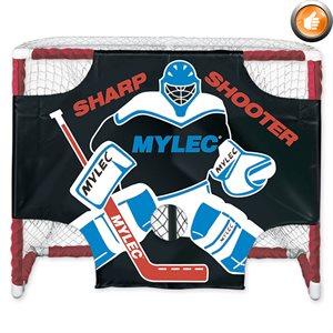 Cible en vinyle pour buts hockey