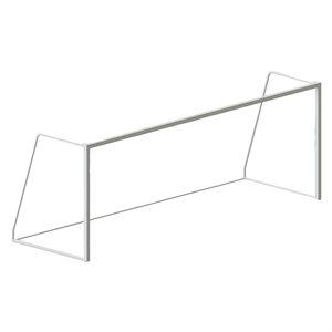 Paire de buts de soccer en aluminium 8'x24'