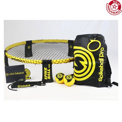 Ensemble officiel de Spikeball de tournoi